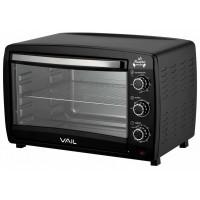 Электропечь Vail VL-5001 черный