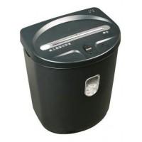 Уничтожитель бумаги (шредер) Bulros 812C черный верх купить