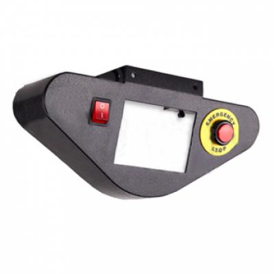 Передняя панель для цифрового блока управления термопресса WL-13D MAHP-15/24, шт
