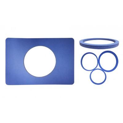 Мат силиконовый универсальный для печати на тарелках ST-3042, шт