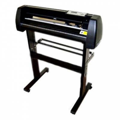 Плоттер режущий Gifttec 1350 с подставкой + лазерное позиционирование