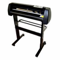 Плоттер режущий Gifttec 721 с подставкой + лазерное позиционирование