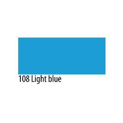 Термоплёнка Chemica firstmark полуматовая для изделий из хлопка, п/э, акрила, голубая, 50х100см, м