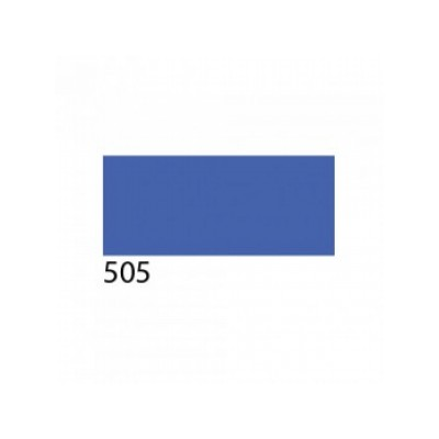 Термоплёнка Chemica firstmark полуматовая для изделий из хлопка, п/э, акрила, синяя, 50х100см, м