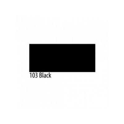 Термоплёнка Chemica firstmark полуматовая для изделий из хлопка, п/э, акрила, чёрная, 50х100см, м