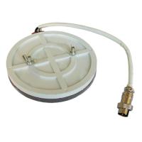 Нагревательный элемент тарелочный малый (d=12.5см) MASTER, 4 кнопки, шт