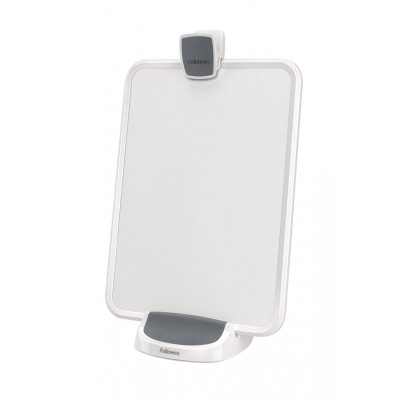 Fellowes® I-Spire Series™, Многофункциональный держатель для документов и планшета, белый/серый, шт