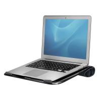 "Fellowes® I-Spire Series™, Подставка для ноутбука, пластик, до 17"", до 6 кг, черная, шт"