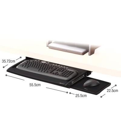 Office Suites Подставка для клавиатуры и мыши, Deluxe, шт