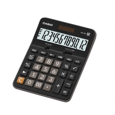 Настольный калькулятор CASIO DX-12B-W-EC