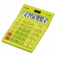 Настольный калькулятор CASIO GR-12C-GN-W-EP