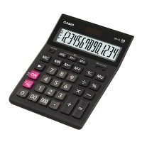 Настольный калькулятор CASIO GR-14-W-EH
