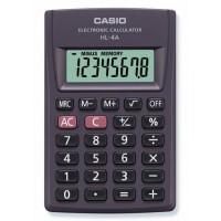 Карманный калькулятор CASIO HL-4A-S-EH