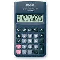Карманный калькулятор CASIO HL-815L-BK-S-GH