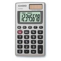 Карманный калькулятор CASIO HS-8VA-S-EH