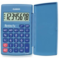 Карманный калькулятор CASIO LC-401LV-BU-S-A-EH