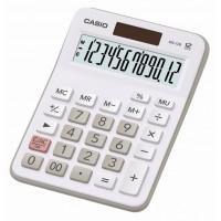 Настольный калькулятор CASIO MX-12B-WE-W-EC
