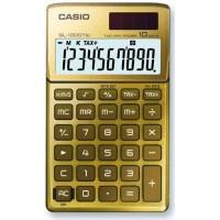 Карманный калькулятор CASIO SL-1000TW-GD-S-EH