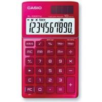 Карманный калькулятор CASIO SL-1000TW-RD-S-EH
