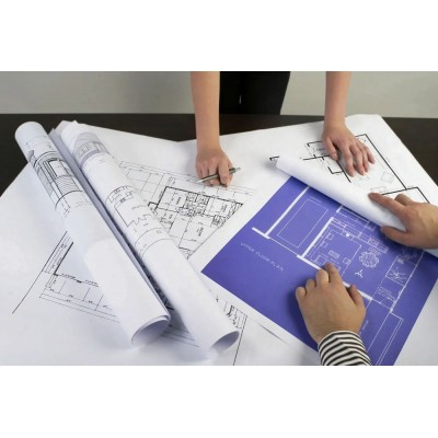 Тонкости выбора широкоформатной бумаги технического назначения