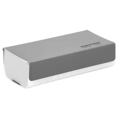 12 295 Стиратель магнитный со сменными салфетками Magnetoplan, для белых досок