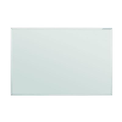 12 409 00 Белая эмалевая доска с системной рамкой ferroscript Magnetoplan, 1800 х 1200 мм