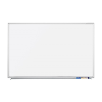 12 412 88 Белая лаковая магнитно-маркерная доска тип SP Magnetoplan, 1800 х 900 мм