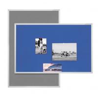14 150 03 Текстильная доска SP Magnetoplan, 1500 х 1000 мм, синяя