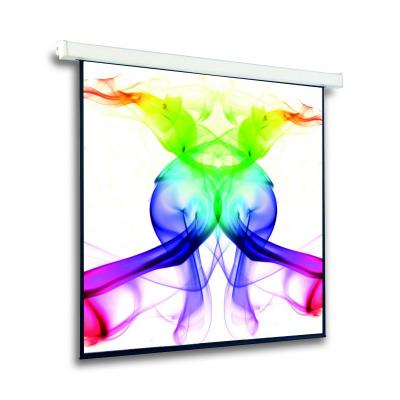 63 019 14 Настенный электрический проекционный экран Cineflex Electric IR-Basic Magnetoplan, 1800 х 1800 мм