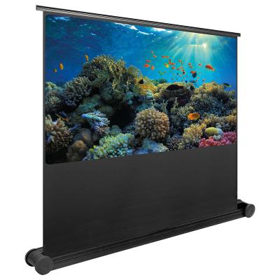 66 013 33 Проекционный экран-стенд напольный Mobile (саморазворачивающийся) Magnetoplan, 1350 х 1800 мм