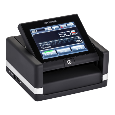 Автоматический детектор валют (банкнот) Dors 230 M2 с АКБ