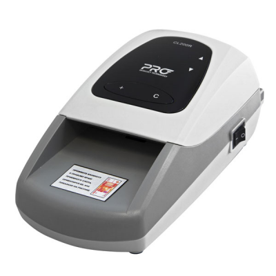 Детектор валют PRO CL 200R
