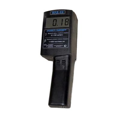 Дозиметр-радиометр ИРД-02
