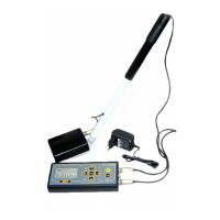 Дозиметр-радиометр МКГ-01-0.2/2, голосовые функции, внешний детектор, телескопическая штанга
