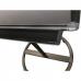 Флипчарт Attache, доска магнитно-меловая на роликах, черная 70x100 см