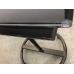 Флипчарт BoardSYS, доска магнитно-меловая на роликах в черном металлическом профиле, 100x70 см