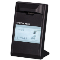 Детектор валют Dors 1000 M3 (черный)
