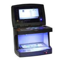 Инфракрасный детектор валют (банкнот) Kobell PF 9007
