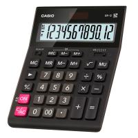 Калькулятор настольный CASIO GR-12-W-EH