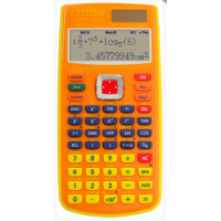 Научный калькулятор CITIZEN SR-270ХBTSLOLOR