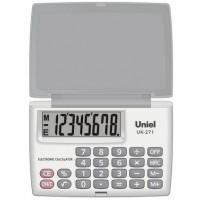 Карманный калькулятор Uniel UK-271H