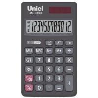 Карманный калькулятор Uniel UM-233