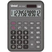 Настольный калькулятор Uniel UD-152K
