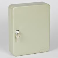 Ключница (шкаф для ключей) Office-Force для 108 ключей, настенная, металлическая, 300 х 240 х 80 мм