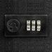 Ключница (шкаф для ключей) Office-Force с кодовым замком для 60 ключей, настенная, металлическая