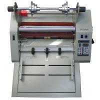 Ламинатор рулонный Bulros FM360 automatic, с отключением нижнего вала