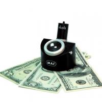 Лупа для проверки документов и денег Маг-2