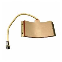 Нагревательный элемент для Bulros TC-11, для кепок, 80 х 150 мм