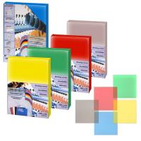 Обложка для переплета ProfiOffice тонированная глянцевая А4, толщина 0,20 мм, зеленый, 100 шт, 59003