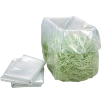 Пакеты для шредера (мешки для мусора) HSM 225.2/386.1-386.2/B34 (100 шт)